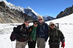 Everest Three High passes trek is one of adventure trek in Everest region of Nepal. Renjo La pass (5360m), Chola-La pass (5420m), Kongma-La Pass (5535m) and other highlight such as Gokyo Ri, Fifth Lake, Kalapather and Everest Base Camp are the major attractions of this trek. The three passes trek offer four of the world's eight highest peaks; Cho Oyu , Makalu , Lhotse, Everestand other mountains. http://www.nepalhiddentreks.com/trips/everest-three-passes-trek.html