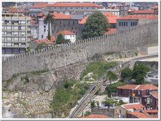 Muralhas Fernandinas - Porto
