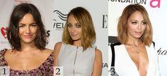 Blog o włosach. Pielęgnacja włosów cienkich i delikatnych: Najlepsze fryzury dla cienkich włosów   Krótkie (do ramion)