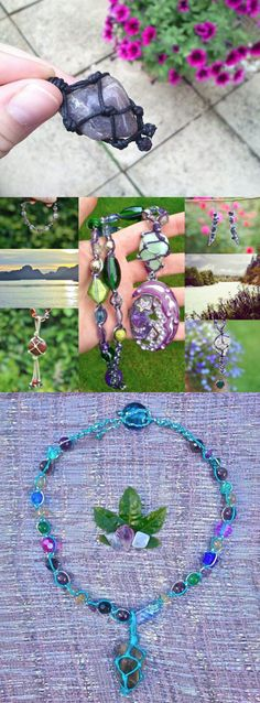 Boho jewellery by TessHeaven on Etsy https://www.etsy.com/shop/tessheaven and blog http://www.tessheaven.com/blog