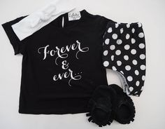 My mini's summer wardrobe. Monochrome some days full floral other days. Spotty nappy covers are a greet staple and unisex too!