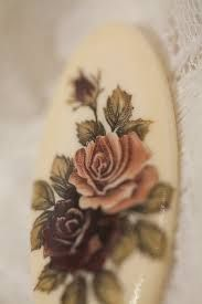vintage flowers tattoo - Google Search