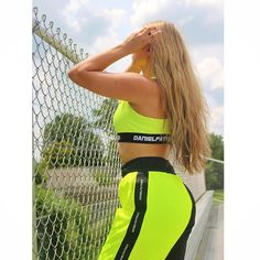 womens > new > spring Neon, Crop Tops, Spring, Summer, Collection, Fashion, Neon Tetra, Cropped Tops, Summer Time