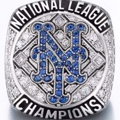Mets National League Champion Ring