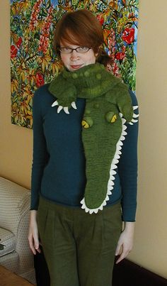♥ OH WOW....really want to knit one of these .