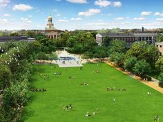 Yes, a fountain really is returning to Fountain Mall at Baylor.