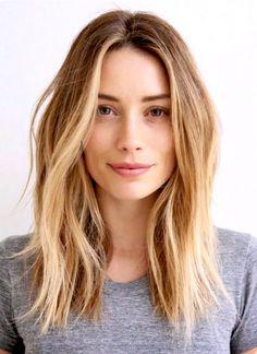 60 Best Below Shoulder Length Hair Images Short Hair Hair Makeup