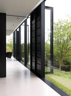 Villa in the Chilterns, Chinnor, 2012 - Lazzarini Pickering Architetti