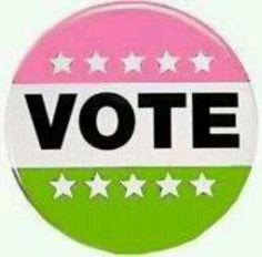 Vote Sorors...Thanks !!!