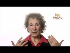 Margaret Atwood speaks about the writing process and her thoughts on taking the absurd and writing those into stories.