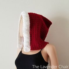 Ravelry: Mrs. Claus' Red Riding Hood pattern by Dorianna Rivelli