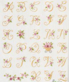 Rose Monograms