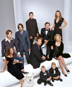 seventh heaven | 7th heaven season seven - group picture, image by tag ...