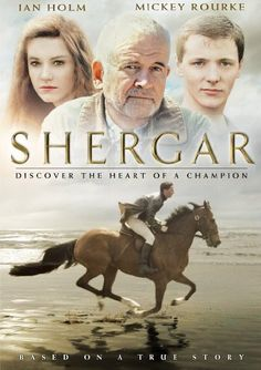 Shergar Ireland's most decorated thoroughbred and perhaps the greatest race horse of all time, is kidnapped by IRA terrorists. Can a young stable boy save Shergar's life- and his own before it's too late? With Ian Holm, Mickey Rourke, Andrew Connolly. Irish Movies, Hd Movies, Film Movie, Movies Online, Music Film, Horse Movies, Horse Books, Movie To Watch List, Movie List