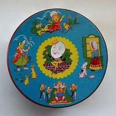 Collectables: Vintage Tins