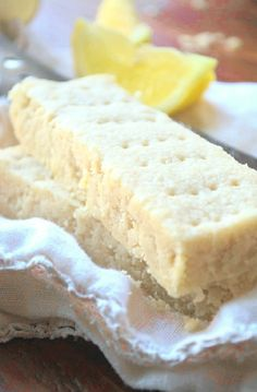 Low FODMAP Recipe and Gluten Free Recipe - Lemon Shortbread Fingers     http://www.ibs-health.com/low_fodmap_lemon_shortbread_fingers.html