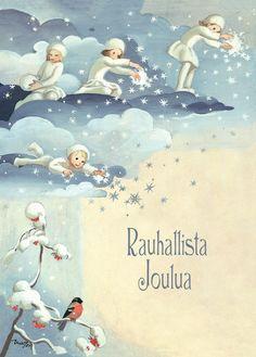 Martta Wendelin - Rauhallista joulua