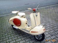 Triumph tessy scooter