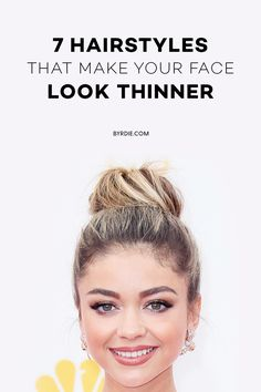 The best hairstyles for every face shape