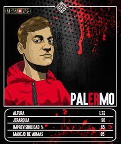 Palermo, Netflix, Movie Posters, Wallpaper Samsung, Paper Envelopes, Illustrations, Paper, Money, House