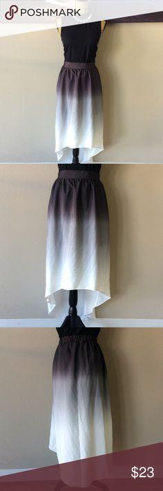 "⚠️ FLASHSALE MOSSIMO High-Low Skirt Dimensions: waist 36"", length 40"" Mossimo Supply Co. Skirts"