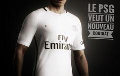 Le PSG réclame un nouveau contrat à Nike ! - http://www.le-onze-parisien.fr/le-psg-reclame-un-nouveau-contrat-a-nike/