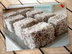 Kokosové ježe. | Hrnčekové recepty