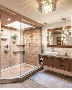 Perfect shower room