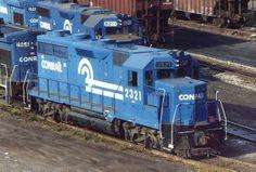 Conrail GP35 Locomotives David L Miller photo