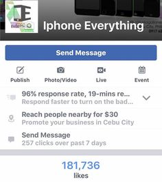 iphone everything  181k likes thanks for the support -------- we got 5store in cebu area na!!! -------- reseller wholesaler are welcome!!! -------- For faster transaction please do not hesitate to contact us at; -0917-623-3830 -------- Thank you and have a nice day! --------  #iphone #iphoneonly #apple #socialenvy #shopstemdesigns #appleiphone #ios #iphone6 #iphone7 #technology #electronics #mobile #instagood #instaiphone #phone #photooftheday #smartphone #iphoneography #iphonegraphy…