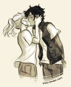 Day 25 PJO challenge: most memorable moment (HoO), I would have to say when Calypso kissed Leo. That was a shocker and it started a whole new ship!