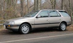 1990 Peugeot 405 S Wagon