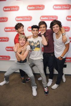 Once upon a time, there was a band named One Direction. They were so sexy and adorable, everyone died. The end.