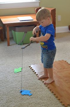 Great lesson for 1 and 2 year olds!