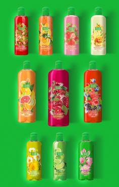 Нами был разработан дизайн замечательной линейки для купания от Fruit Time (Москва) Всего 10 SKU: — душ-пилинг «Клубника и масло ши» — душ-пилинг «Апельсин и жожоба» — душ-пилинг «Чайное дерево» — крем-гель «Клубничный коктейль» — гель для душа «Цитрусовый микс» — гель для душа «Ягодный сбор» — гель для душа «Черешня и гранат» — крем-гель …