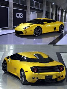 Zagato Lamborghini Gallardo 5-95