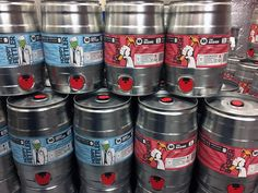 Withnells Mini Kegs  Available for sale on open days held at the brewery throughout the year  For more information please visit: www.withnells.co.uk  #minikeg Coffee Cans, Brewery, Hold On, Canning, Drinks, Mini, Food, Beverages, Naruto Sad