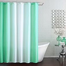 image of Blaire 72-Inch x 72-Inch Shower Curtain in Aruba
