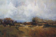 "Meadow View by Simon Addyman Mixed Media ~ 40"" x 60"""