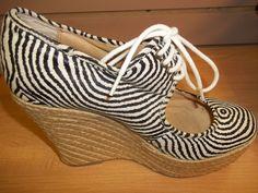 509df26904d Wedges size 9 platforms ALDO black multi color shoes geometric high EU 40   ALDO