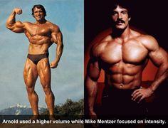 Bodybuilding.com - Volume Training Vs. Heavy Duty! - #fitness #health