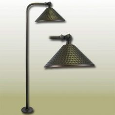 Outdoor Solid Brass Tall LED Pathway Light with a Diameter Adjustable Swivel Head (Fixture Only). Please pair with selected LED bulb. Pathway Lighting, Landscape Lighting, 12v Led, Pathways, Solid Brass, Bulb, Bright, Outdoor, Home Decor