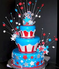 Image result for 4th of july cakes