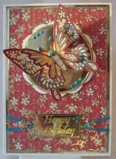Kanban Butterfly Card