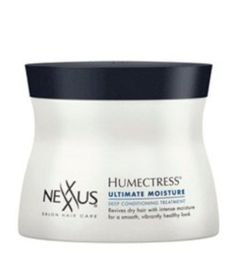I'm learning all about Nexxus Humectress Hydrating Treatment Deep Hair Conditioner Cream at @Influenster!
