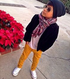 This is how I will dress my son