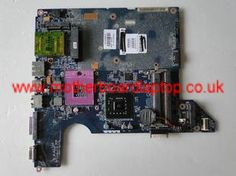 Replacement for HP 519094-001 Laptop Motherboard