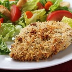 Amazing Chicken - Three ingredients are all it takes to make this chicken so amazing.  Allrecipes.com