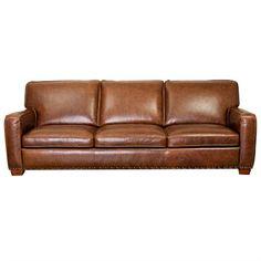 Hermitage 3 Seat Sofa Scottsdale Tobacco - was $2999 NOW $1999