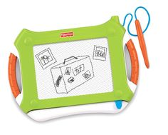 Fisher-Price Travel Doodler Pro - Best stocking stuffers under $10 for three year old girls - http://www.perfect-gift-store.com/best-stocking-stuffers-under-10-for-three-year-old-girls.html